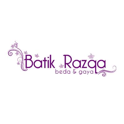 Batik Razqa Logo