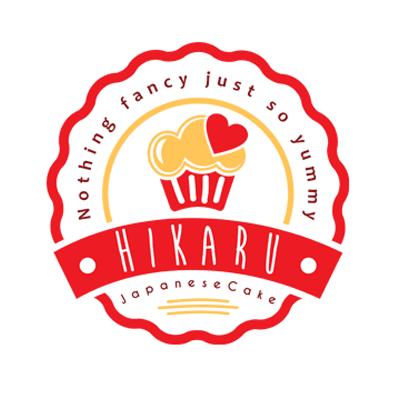 Hikaru Cake Logo